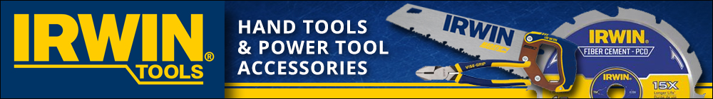 Irwin Hand Tools and Power Tool Accessories at AFT Fasteners